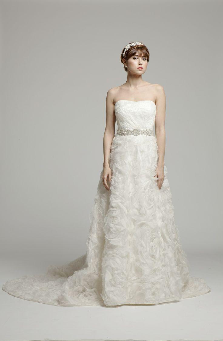 Melanie Potro Bridal Couture - Rose dress