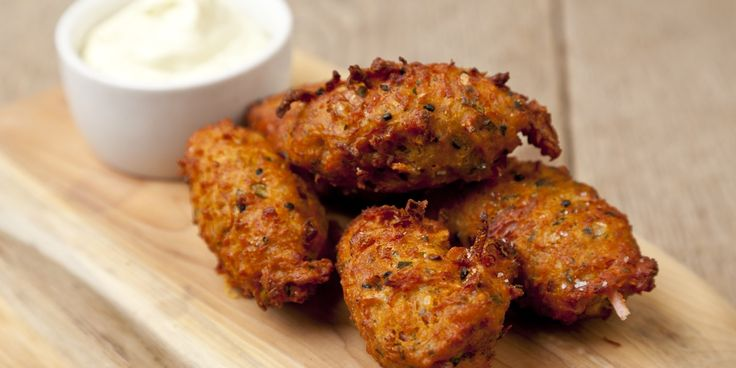 Gammon Pakora Recipe - Great British Chefs