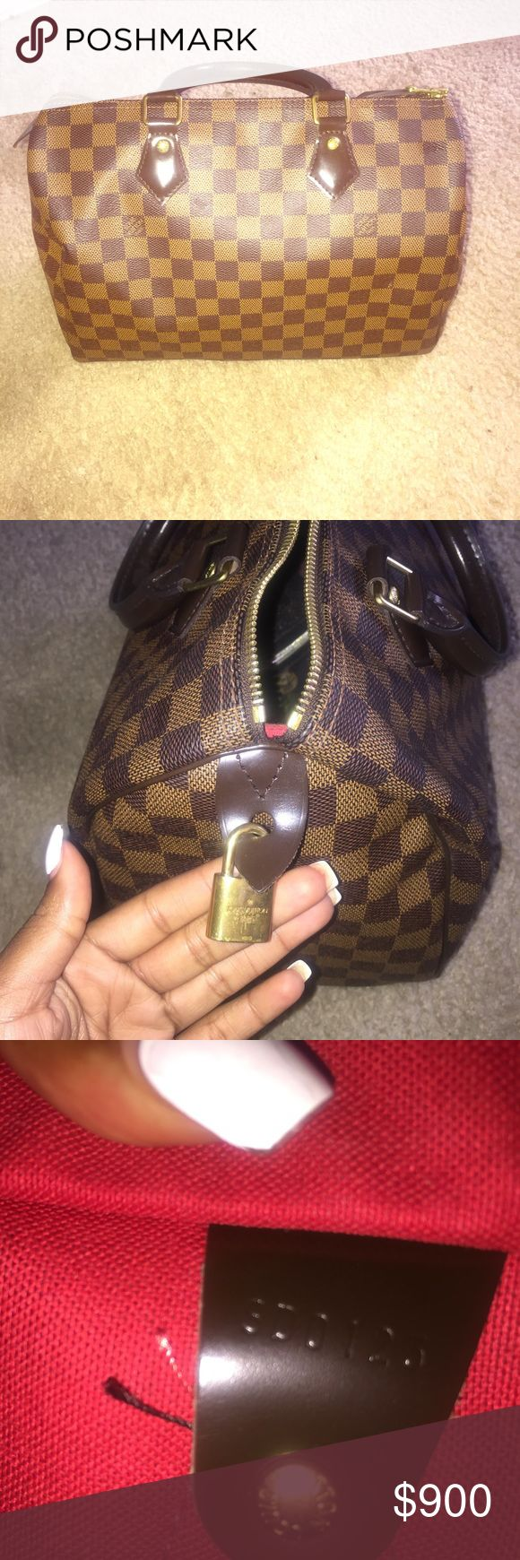 Louis  Vuitton speedy 30 Comes with box and keys Louis Vuitton Bags Totes