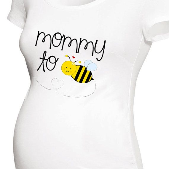 Hey, I found this really awesome Etsy listing at https://www.etsy.com/listing/181652830/mommy-to-bee-pregnancy-announcement