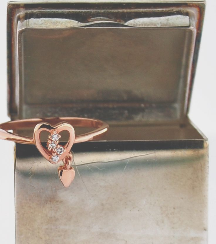 rose #love #ring
