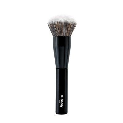 Powder Brush - For quick, even application of both loose and compact