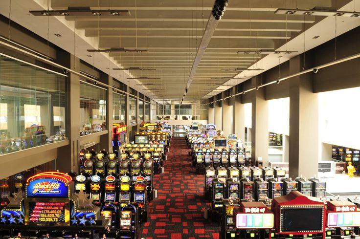 Una gran sala de juegos te espera en Enjoy Antofagasta.