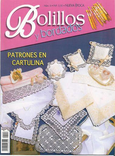 Bordados y Bolillos nº 6 - Blancaflor1 - Picasa-Webalben