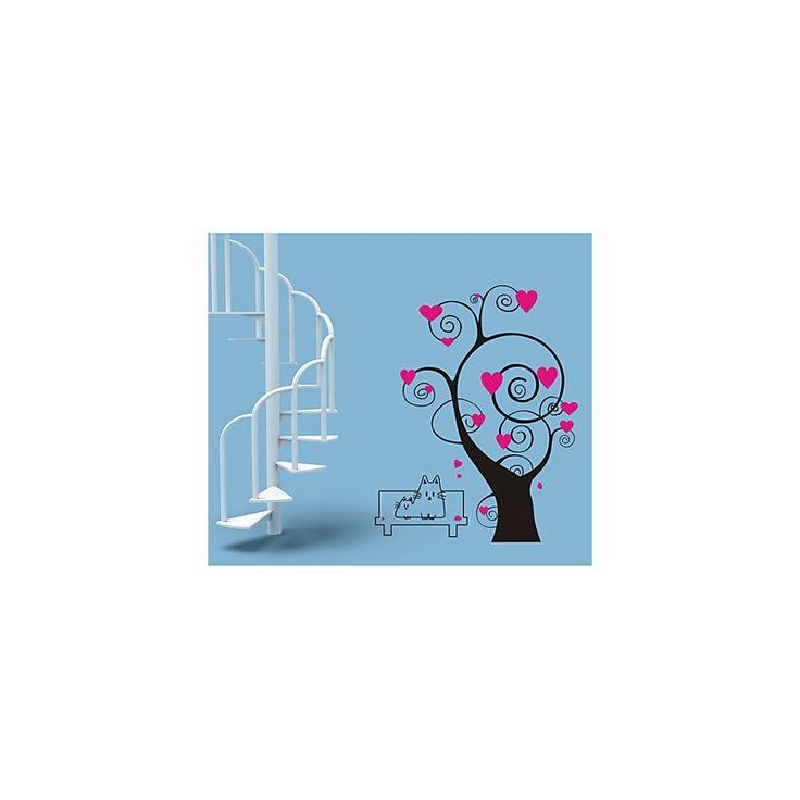 Les 25 meilleures id es concernant stickers muraux arbre - Stickers muraux arbre ...