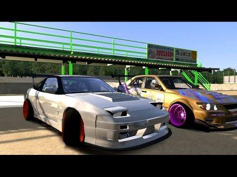 Assetto Corsa-Mini Edit | Three men drift