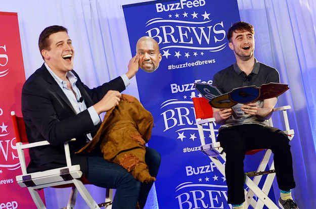 Daniel Radcliffe sorts celebrities into Hogwarts' houses