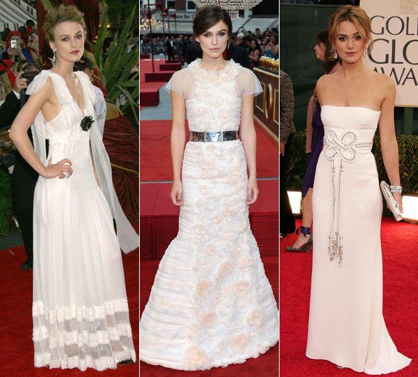 Keira Kneightly dresses