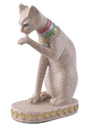 Egyptian Cat Statue – PawzOutlet