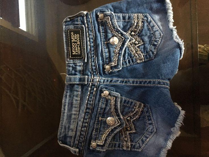 letgo Miss Me Shorts in Avon, IN Miss me shorts, Rock