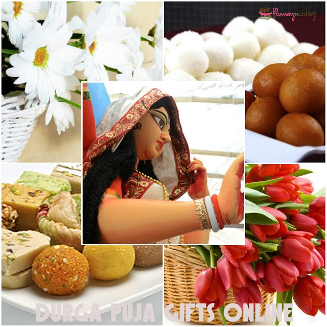 Send Durga Puja Flowers And Gifts To Your Loved Ones Even If You Are Far From Them