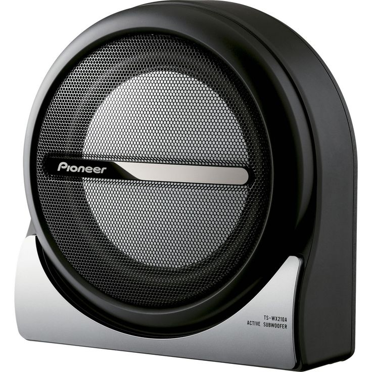 Subwoofer auto Pioneer TS-WX210A, 20 cm, 150 W, 40-150 Hz