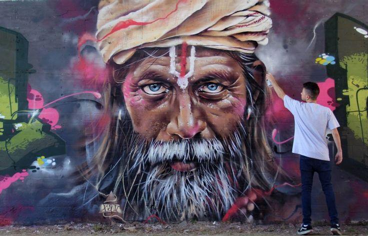 Le Street Art étonnant de XAV (6)