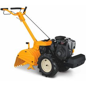 """Cub Cadet RT65 RT65 (18"""") 187cc Honda Dual Rotating Rear Tine Tiller at Tillers Direct includes free shipping, a factory-direct discount and a tax-free guarantee."""