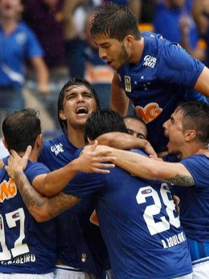 MUNDO LIVE NEWS NOTICIAS: GIGANTE AZUL : MAIS UMA VEZ O CRUZEIRO É CAMPEÃO B...