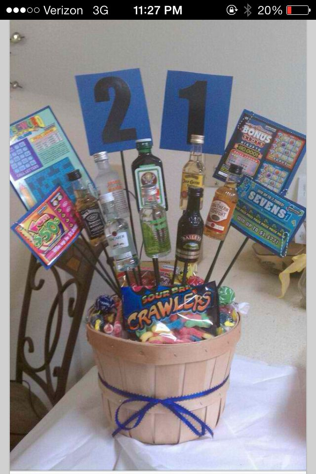 21st birthday presents for non drinkers dating 1