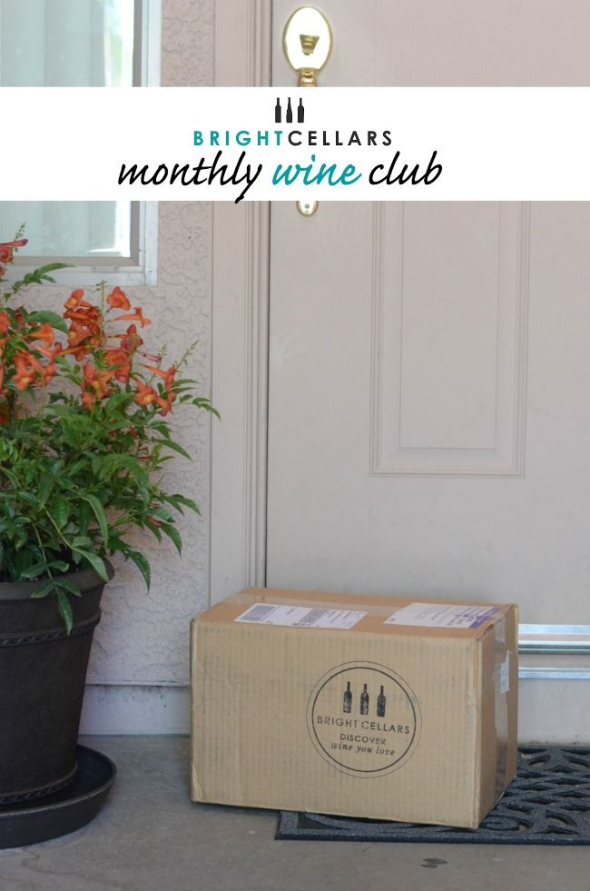 Bright Cellars Monthly Wine Club - wines picked for you delivered to you. Yes, please!