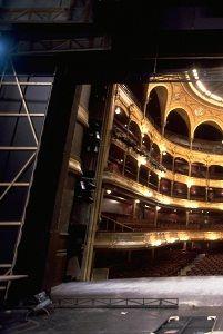 Les coulisses du théâtre du Châtelet | Cultival