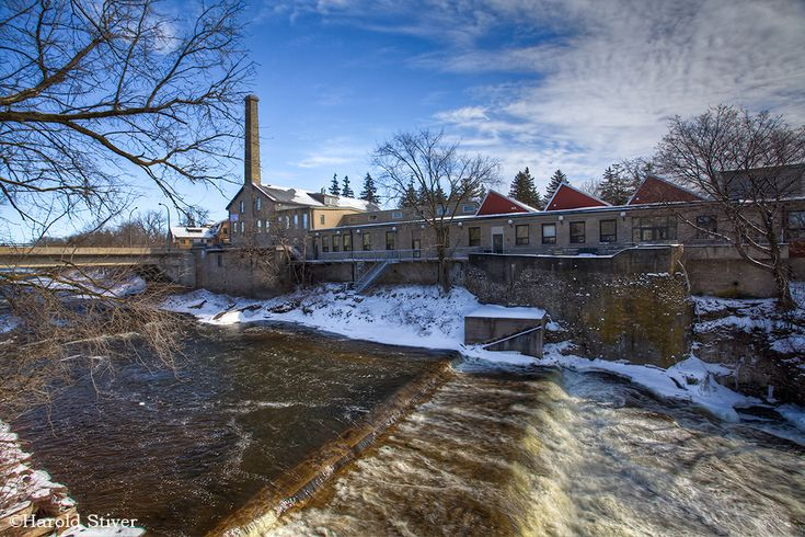 Fergus (ON) Canada  City new picture : Fergus, Ontario, Canada | Places I've Roamed | Pinterest