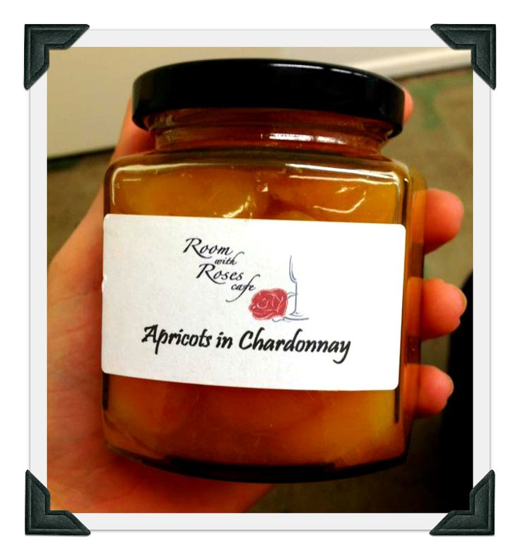 Look what we picked up from Room with Roses! Apricots in Chardonnay, handmade by Vicki. Breakfast next week, sorted! Open Monday – Saturday, from 9.00am - 3.30pm #jam #conserve #apricots #chardonnay #homemade #food #brisbanefood #roomwithroses #liquiditymarketing