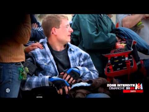 Zone Interdite Dimanche 20H50 M6 17 1 2014 centres enfants handicapés maladie mentale autisme trisom - YouTube