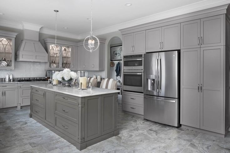 Brookhaven Ii Kitchen In 2020 Home Decor Kitchen