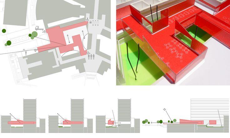 University Hospital Cafeteria / Sol89