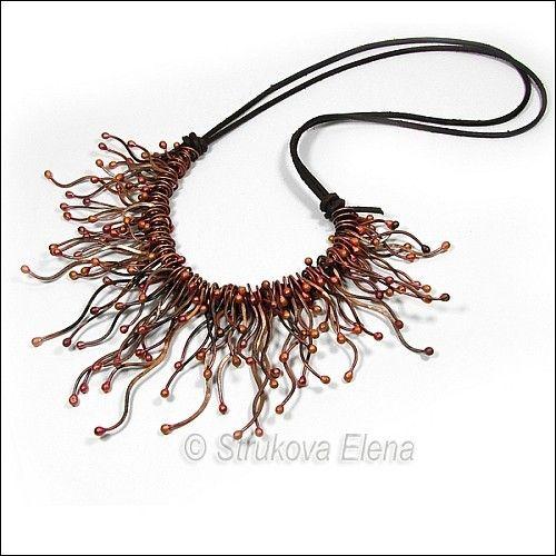 мы медузы - Strukova Elena - авторские украшения