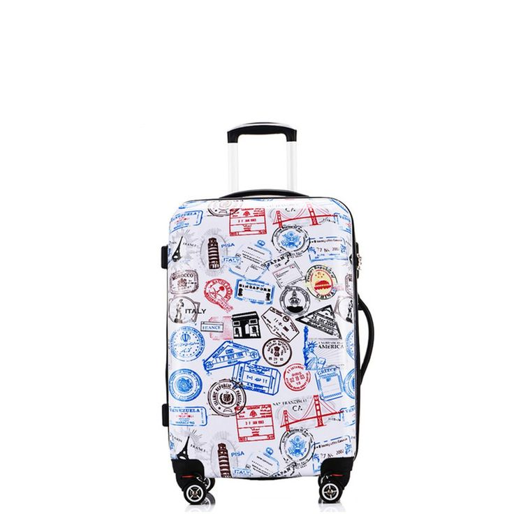 Check out SWP 20 inch Cabin Size Stamper Design Luggage 8 Wheels with External Lock at 15% off! $84.15 only. Get it on Shopee now! https://shopee.com.my/enson3510/505689318 #ShopeeMY