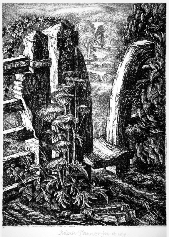 The Meadow Stile .Robin Tanner A.R.E.