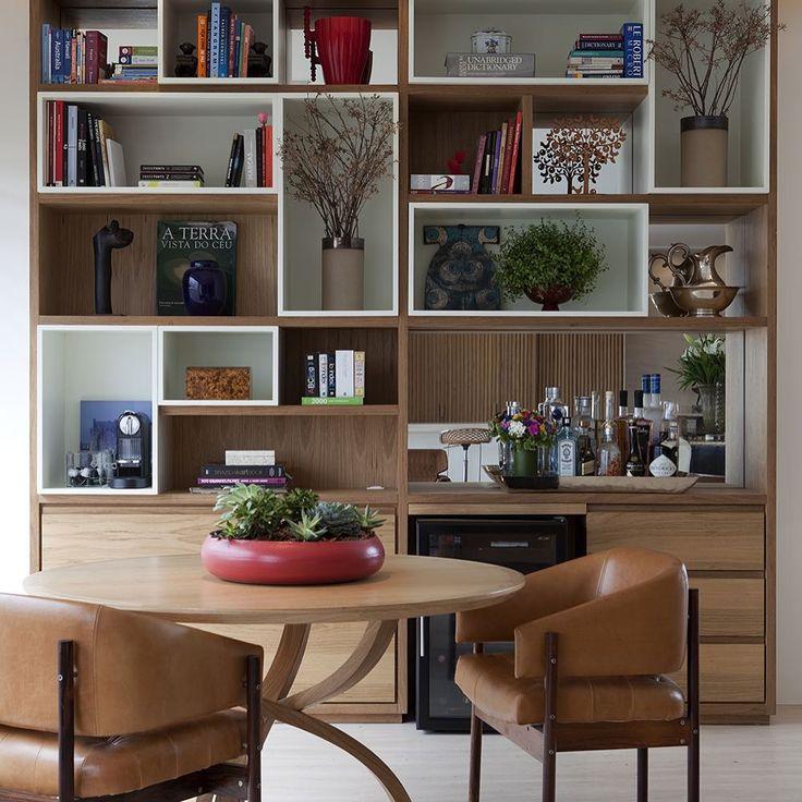 ❤️ Apartamento por Débora Roig #via @casadevalentina inspiração  da manhã #detalhesarquitetura
