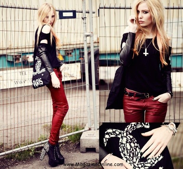 Rocker Fashion editorial   Rock-Style-Fashion-27-Outfit-ideas-and-Stylish-Combinations-13-620x571
