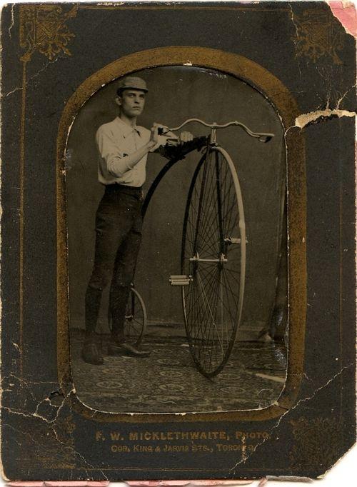 bike by F.W. Micklethwaite