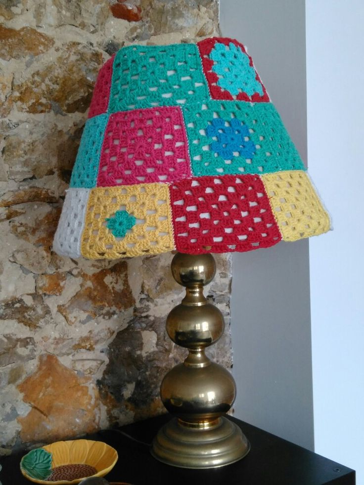 An old lamp gets a second chance