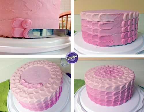 Easy Cake Decorating Ideas With Buttercream Icing : Pinterest   The world s catalog of ideas