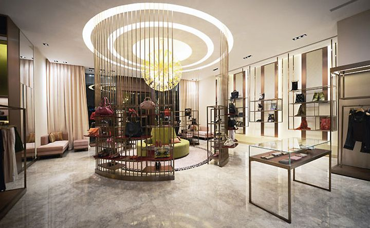 High End Shoe Retail Store Las Vegas