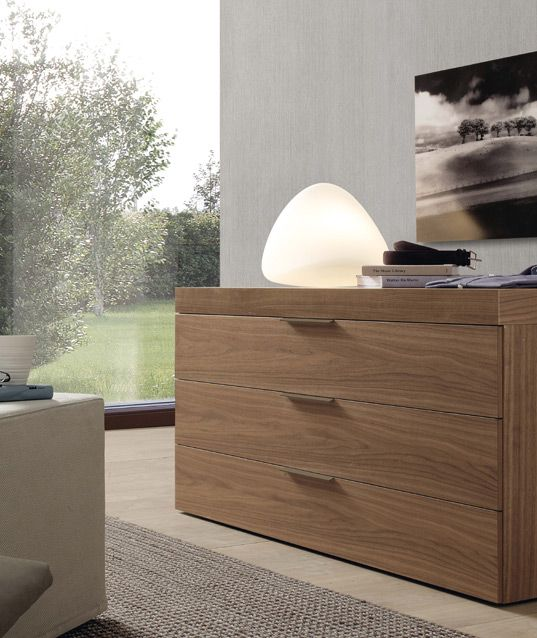 Stage is a stunning range of chest of drawers available from IQ Furniture