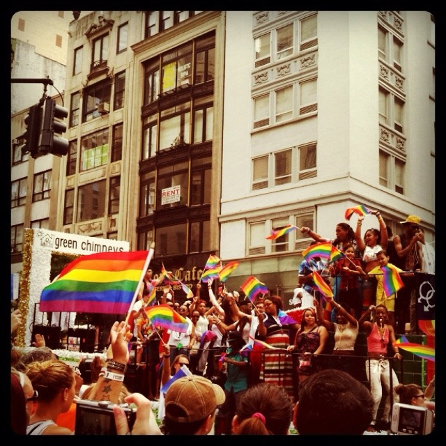 Pride NYC taken by @Chelsea Costagliola