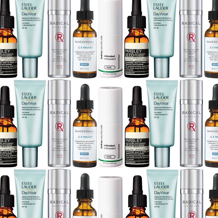best antioxidant serums