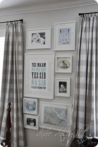 17 Best ideas about Check Curtains on Pinterest | Country curtains ...