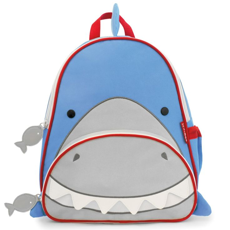 Skip Hop Zoo Pack Toddler Backpack Shark. #laylagrayce #holidaygiftshop #forkids $20.00
