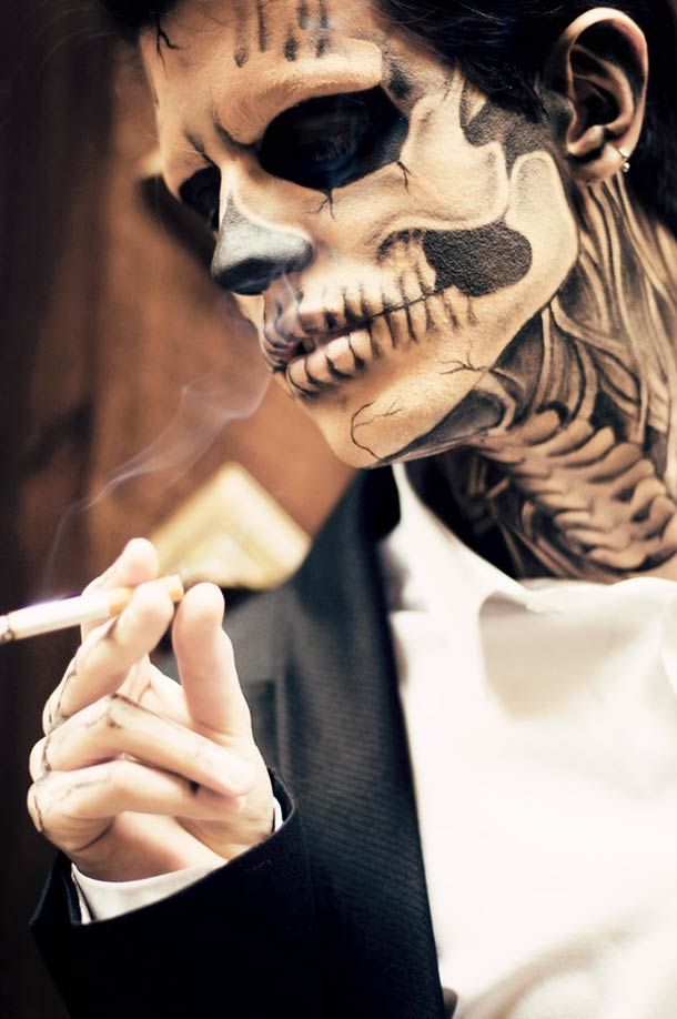 Devil Within Me – Photographie par Ignacio Espejo