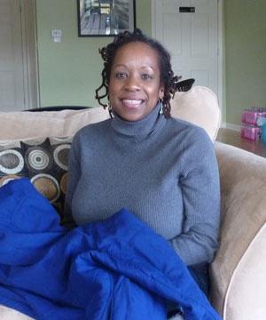 Donata Boykin, Yoga Teacher and member of Zen Life & Meditation Center
