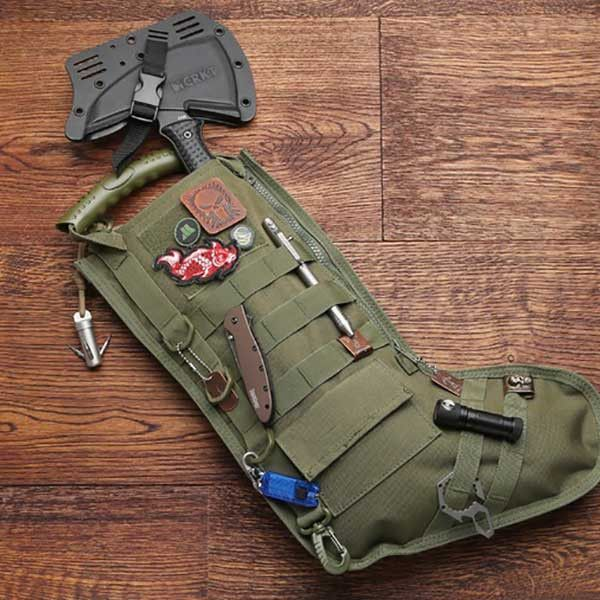 Tactical Xmas Stocking