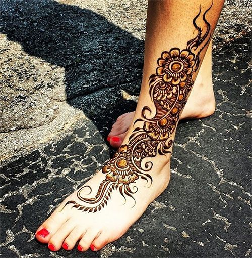 Henna or mehndi is a temporary tattoo that s exotic and beautiful