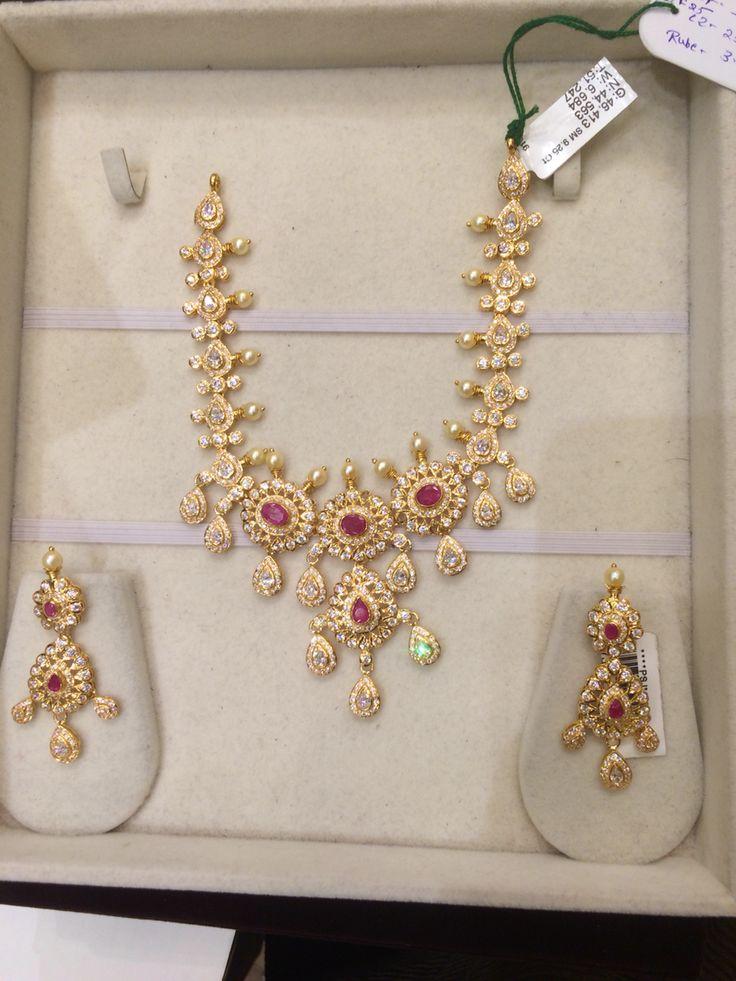 Necklace 55 Gms set