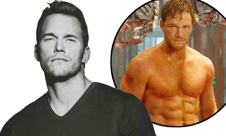 Chris Pratt dropped 60 pounds in six months for superhero role