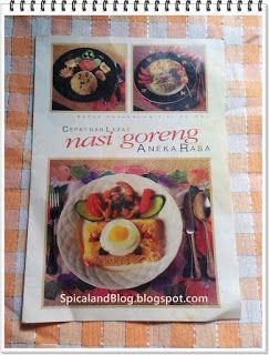 SpicalandBlog: Cara Membuat Nasi Goreng Asam Pedas