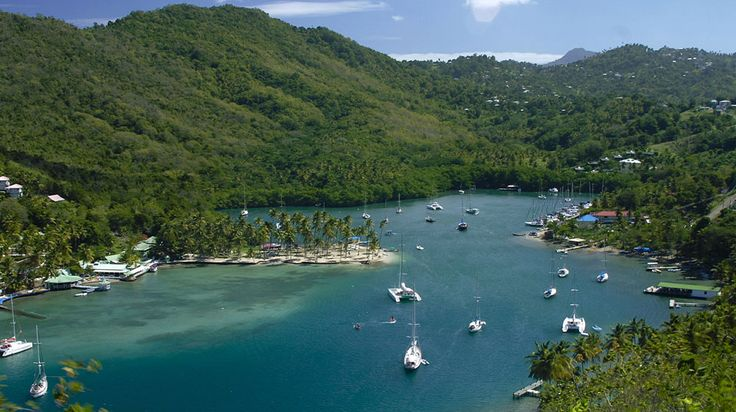 Explore The Beauty Of Caribbean: 1000+ Ideas About Marigot Bay St Lucia On Pinterest