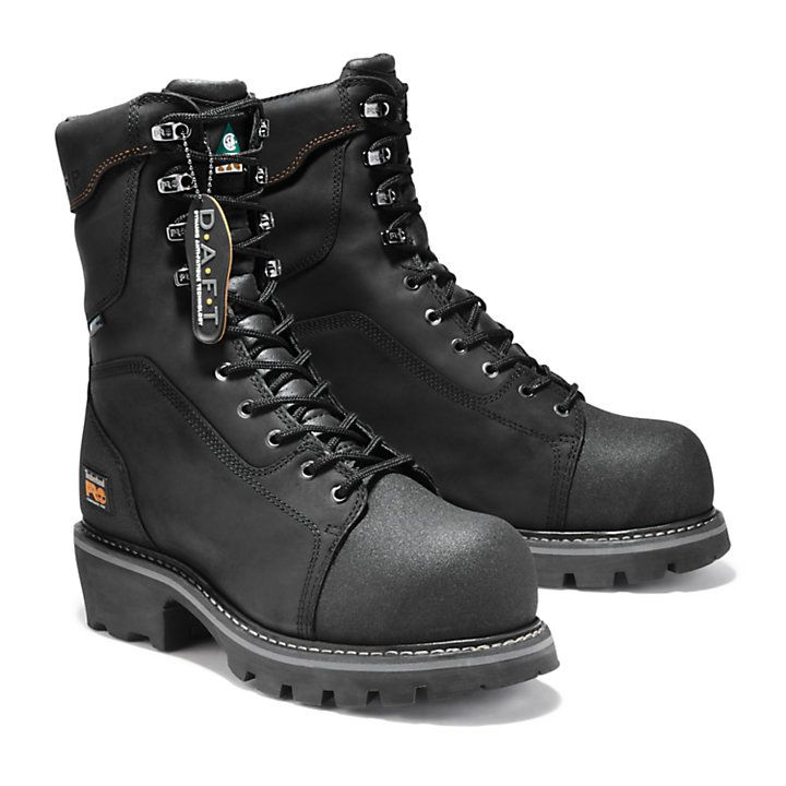 Comp Toe Logger Boots | Timberland